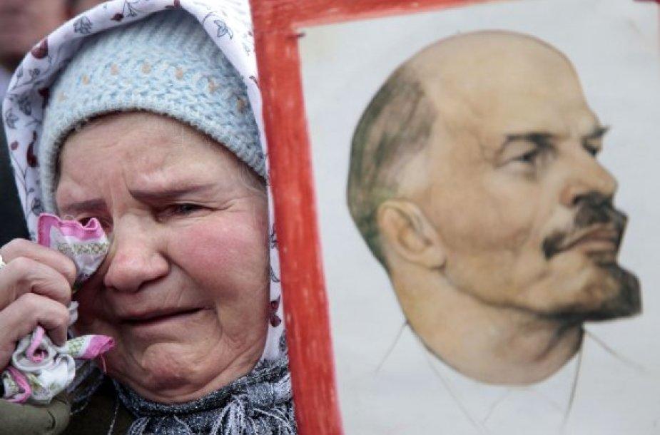 Lenino gerbėja