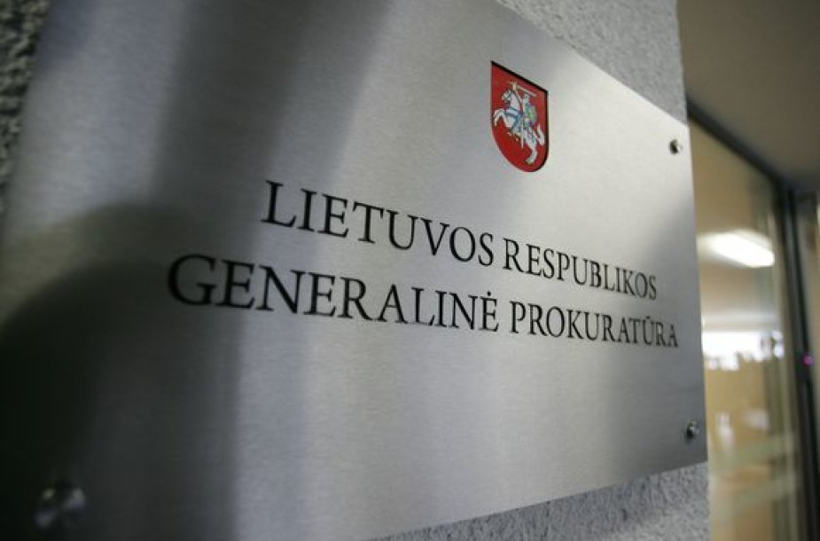 Lietuvos Respublikos generalinė prokuratūra