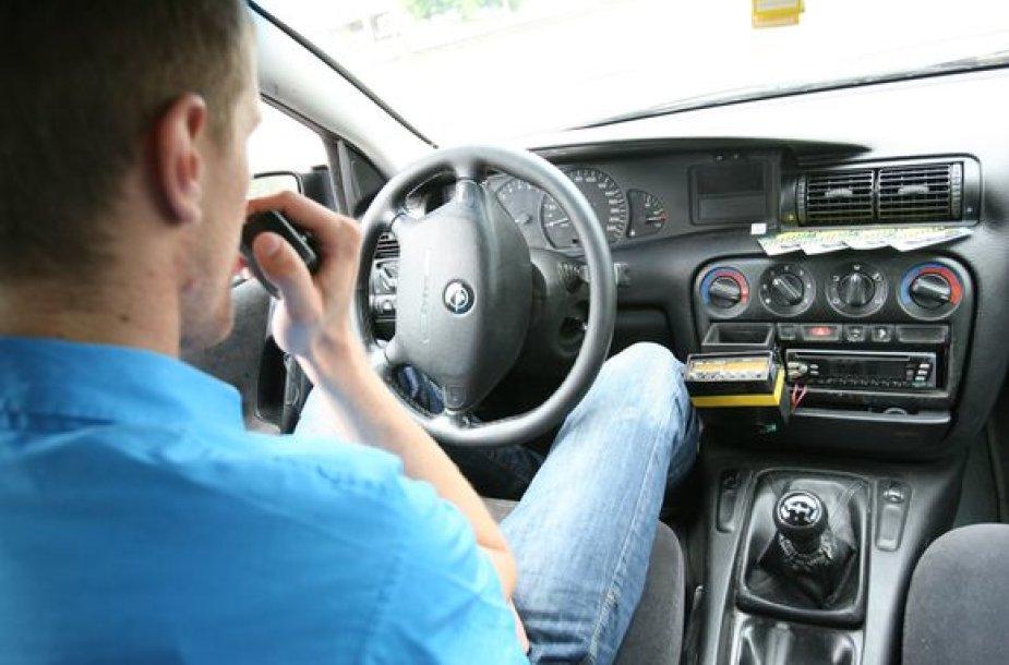 Taksi vairuotojas