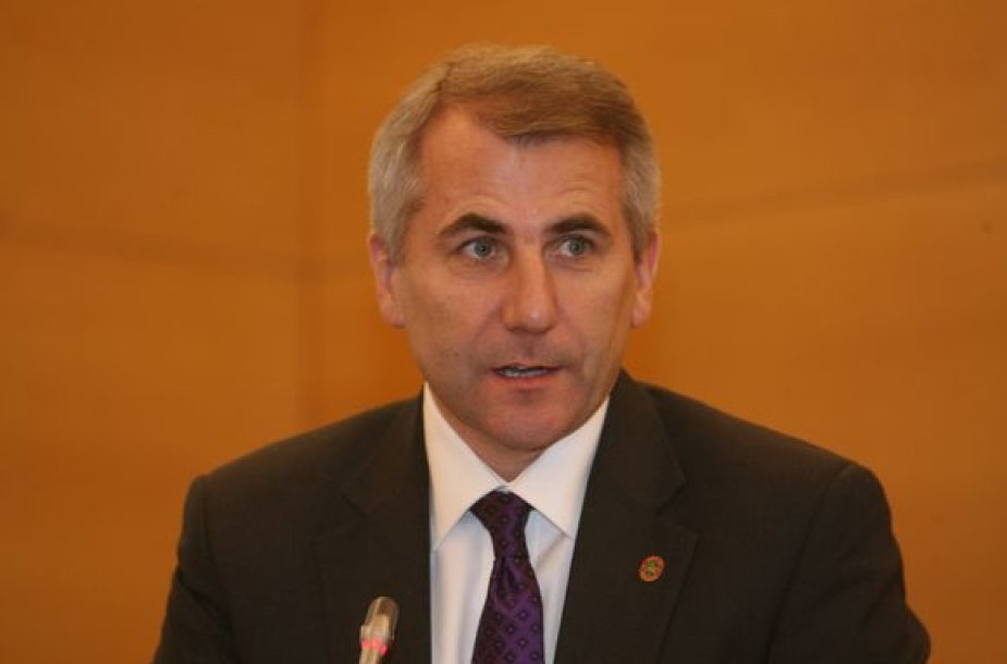 URM ministras Vygaudas Ušackas