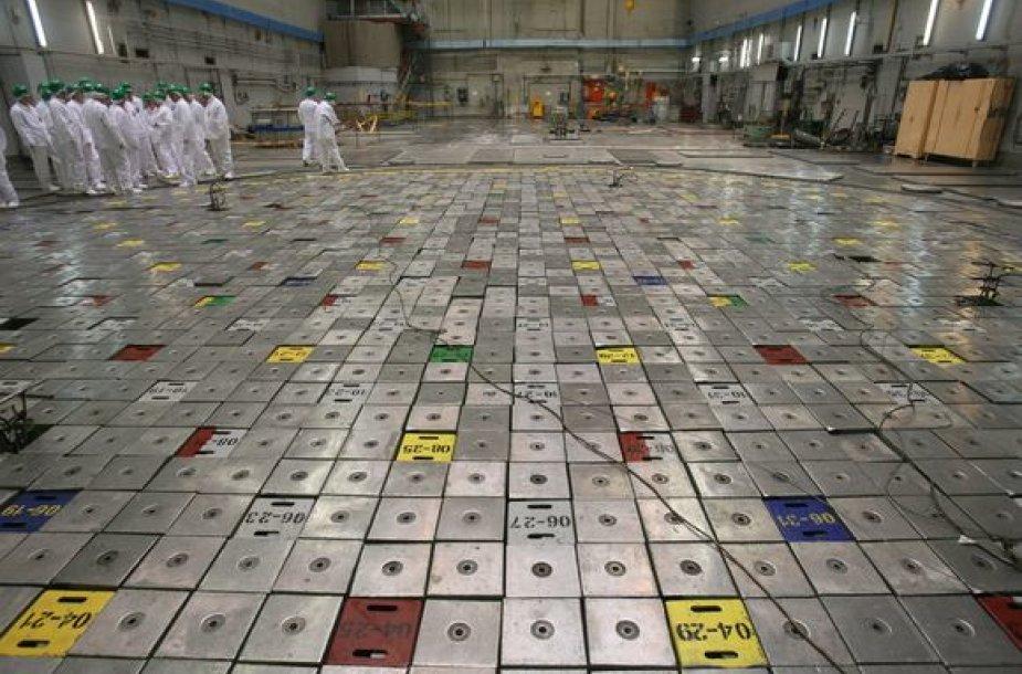 Nebeveikiantis reaktorius