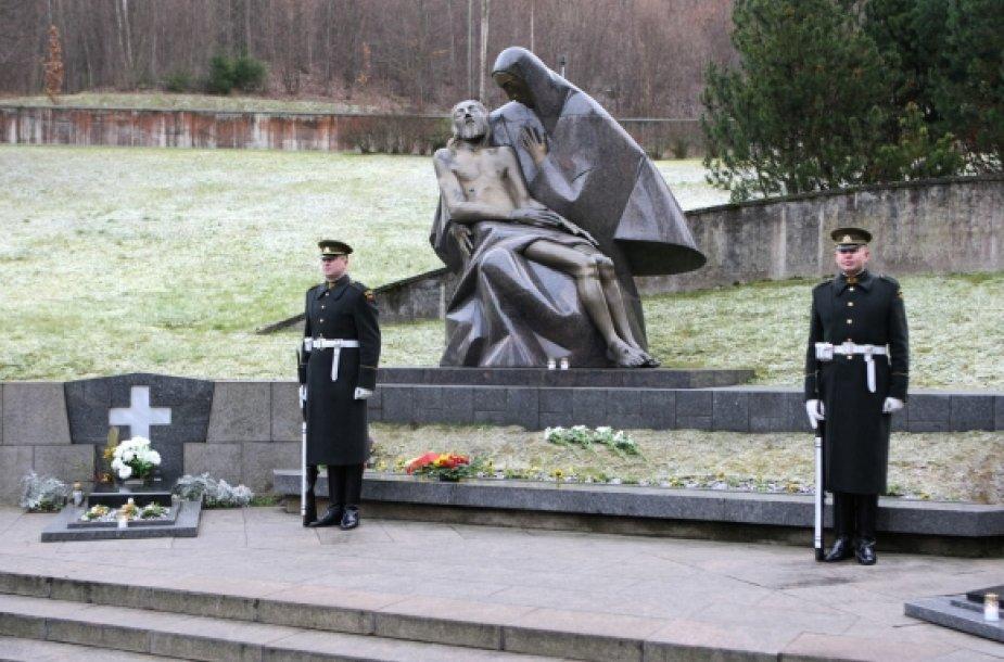Bėgimu pagerbti žuvusieji už Lietuvos laisvę 1991-ųjų sausio 13-ąją
