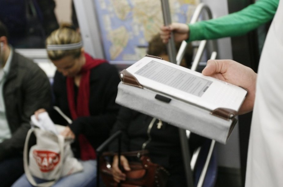"""Kindle"" el. knygų skaityklė"