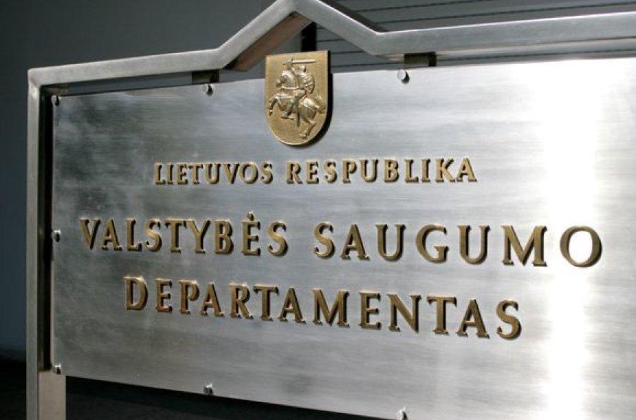 Valstybės saugumo departamentas