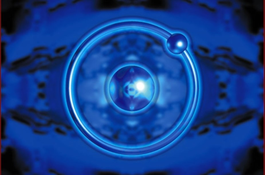 Vandenilio atomas