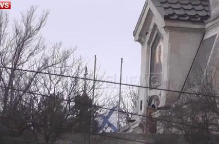V.Janukovyčiaus sūnus slapta palaidotas karinėse kapinėse okupuotame Kryme