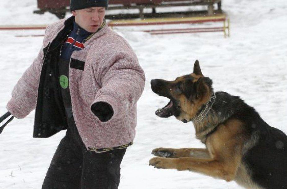 Puolantis šuo