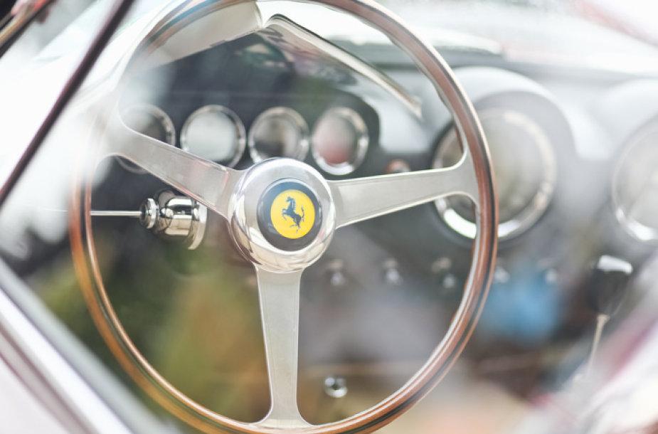"""""""Ferrari"""" vairas"""