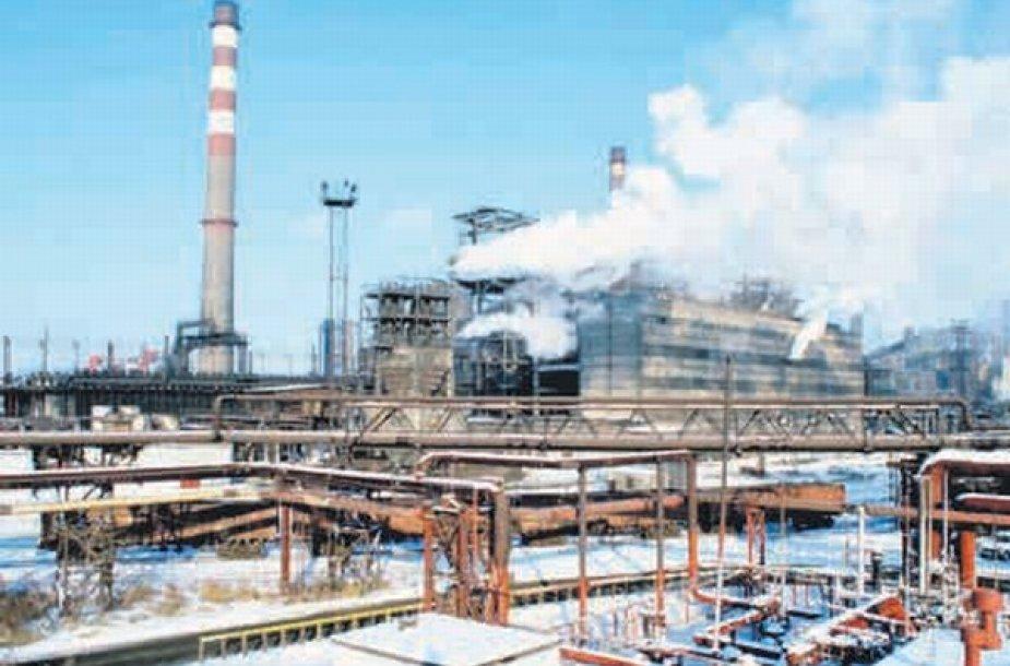 Lipecko metalurgijos kombinatas yra trečias pagal dydį Rusijoje.