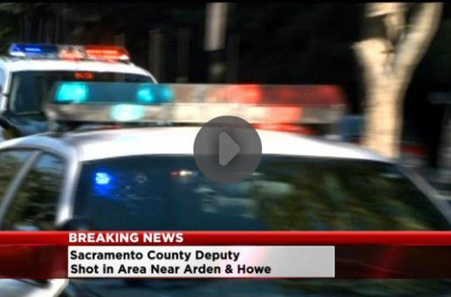 Kalifornijoje įvykdyti keli išpuoliai.