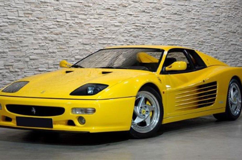 """""""Ferrari Testarosa"""""""