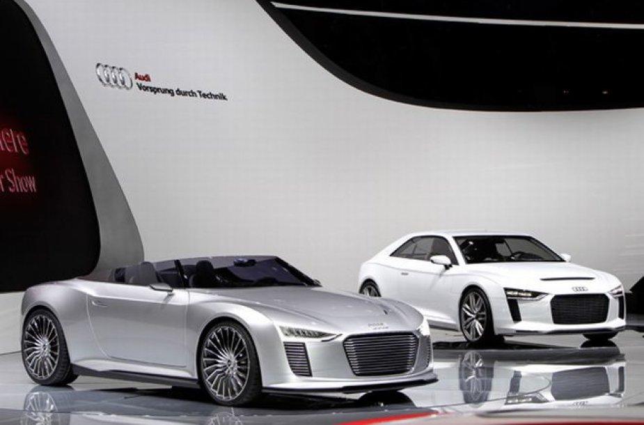 """""""Audi Quattro Concept"""" Premjera Paryžiuje"""