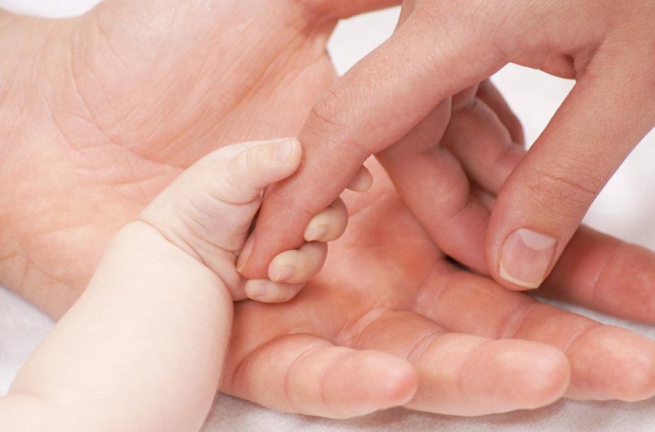 Kūdikio rankytė