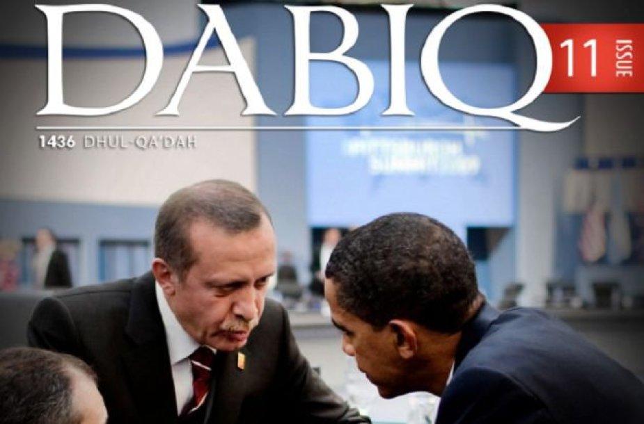 """IS žurnalas """"Dabiq"""""""