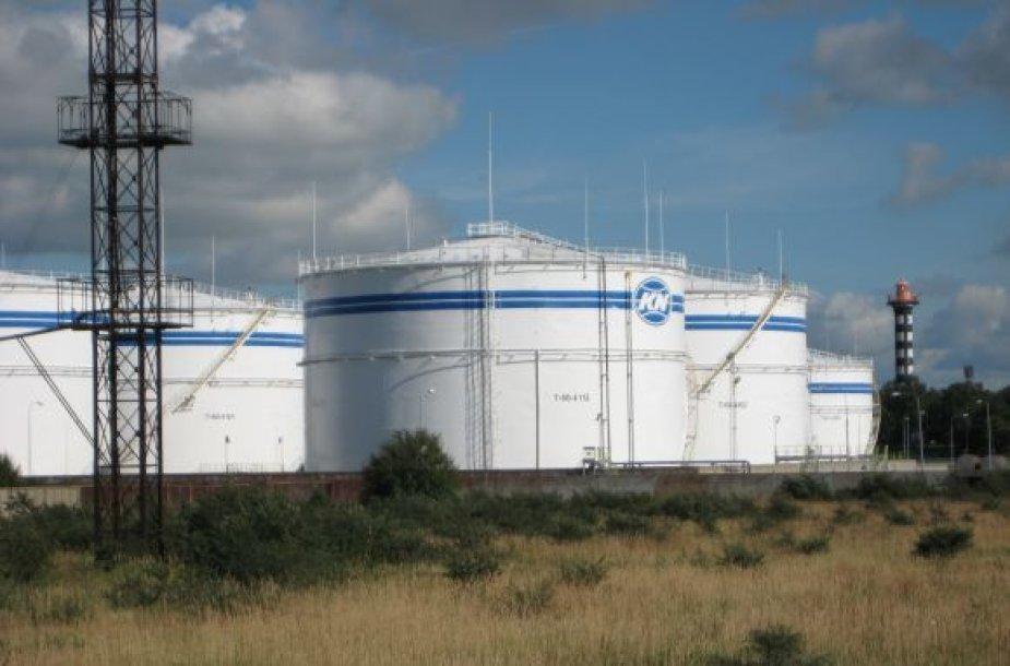 """Bendrovė """"Klaipėdos nafta"""" stiprina bendradarbiavimą su Baltarusijos naftos kompanija."""