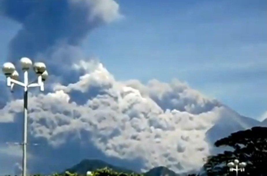 Gvatemalos ugnikalnis
