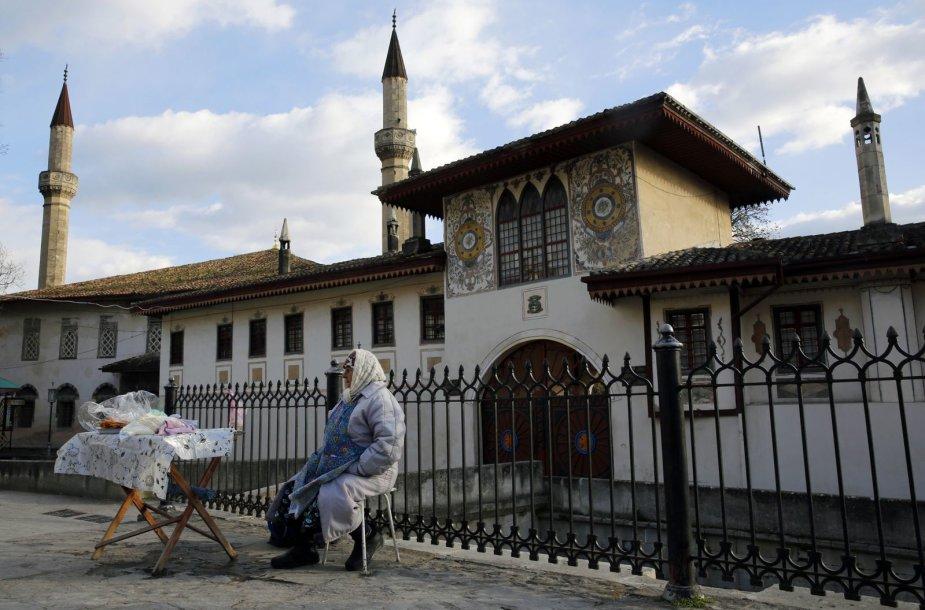 Krymo totoriai itin smarkiai nukentėjo nuo Rusijos okupacijos
