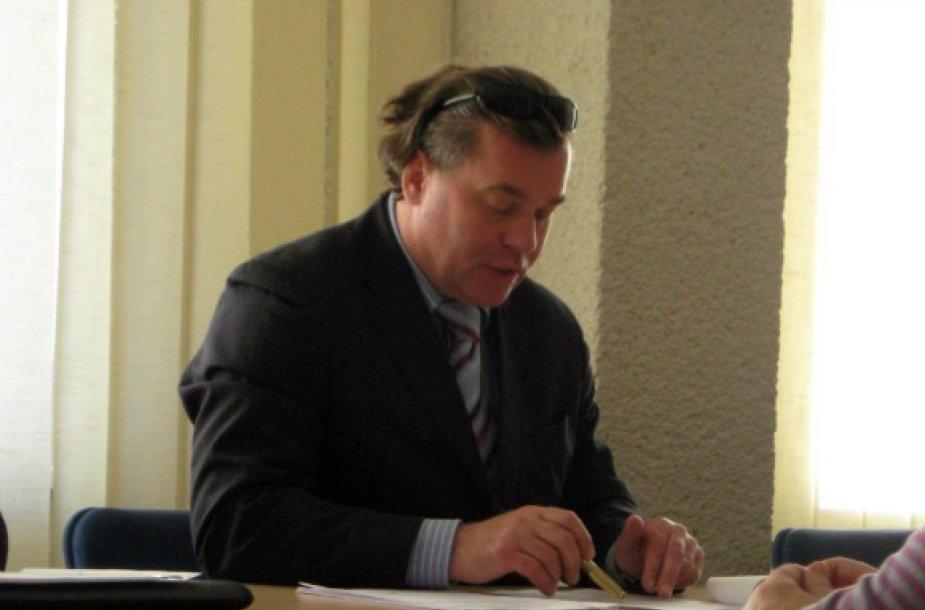 Irenijus Zaleckis