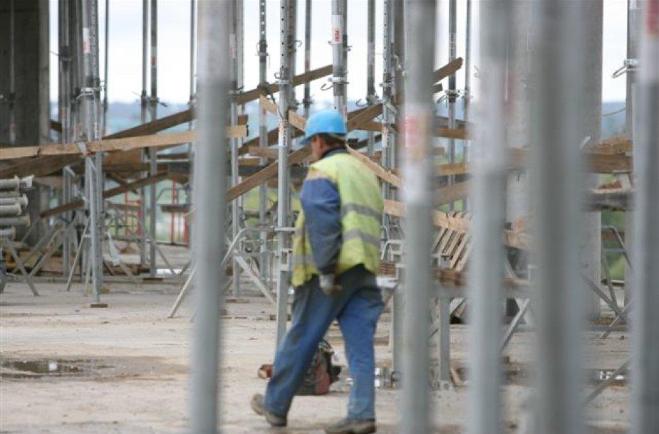 Statybininkas