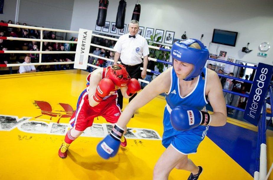 Lietuvos bokso jaunimo čempionatas