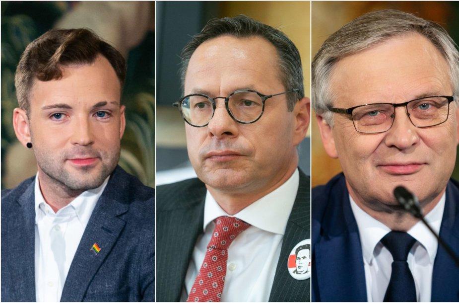 T.V.Raskevičius, Ž.Povilionis, A.Žukauskas