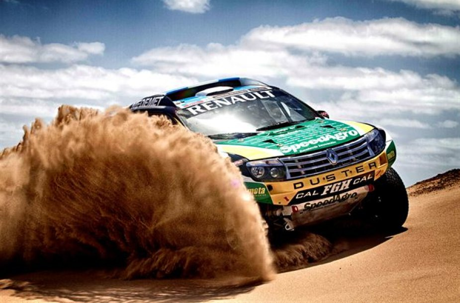"""""""Renault Duster 4x4"""""""