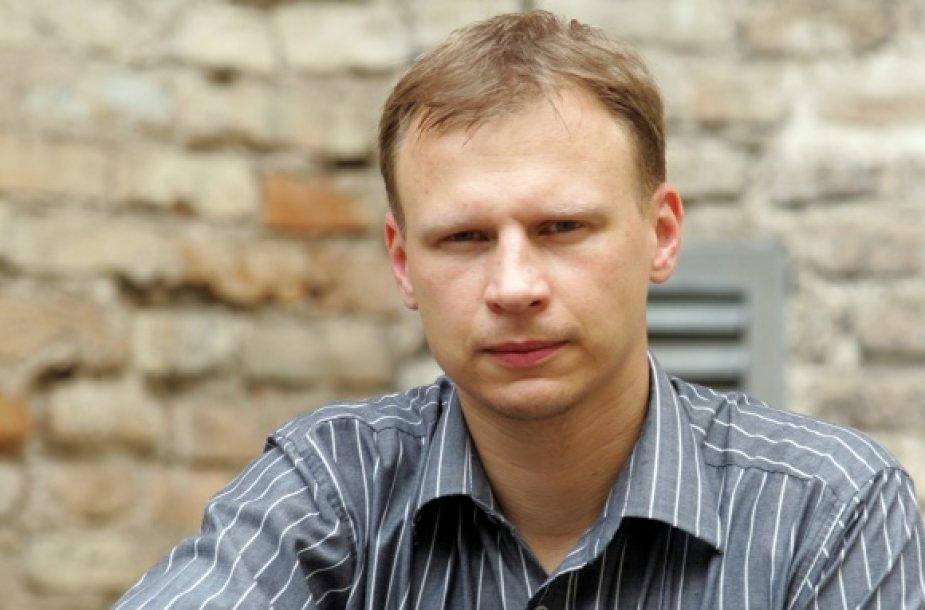 R.Juozapavičius sako neįsivaizduojantis profesionalios žiniasklaidos, kuri nepalaiko gilaus pokalbio apie visos žiniasklaidos kokybę.