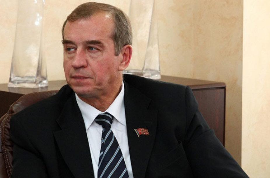 Sergejus Levčenko