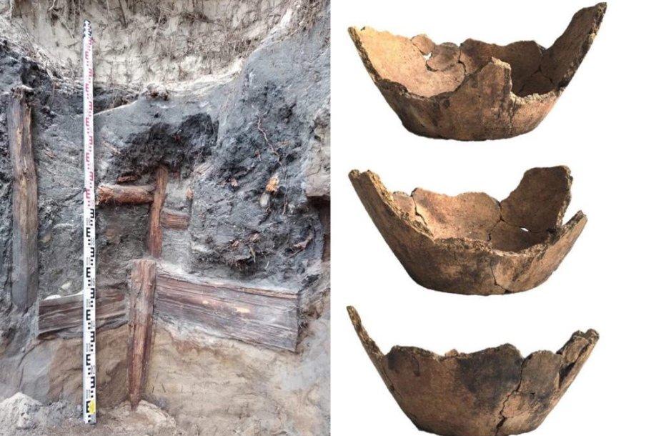 Varėnos rajone rastas senovinis šulinys