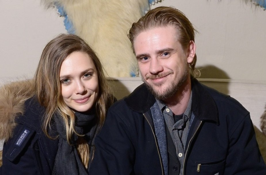 Elizabeth Olsen ir Boydas Holbrookas