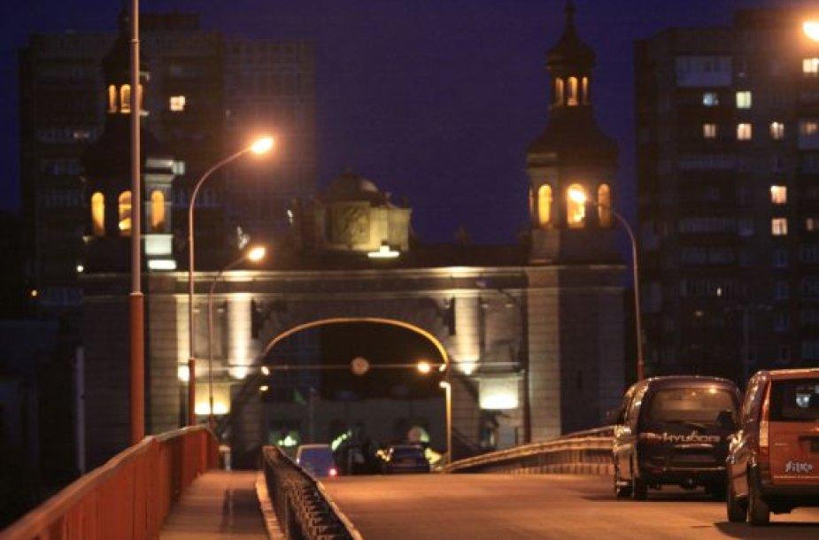 Panemunė, Luizos tiltas po incidento