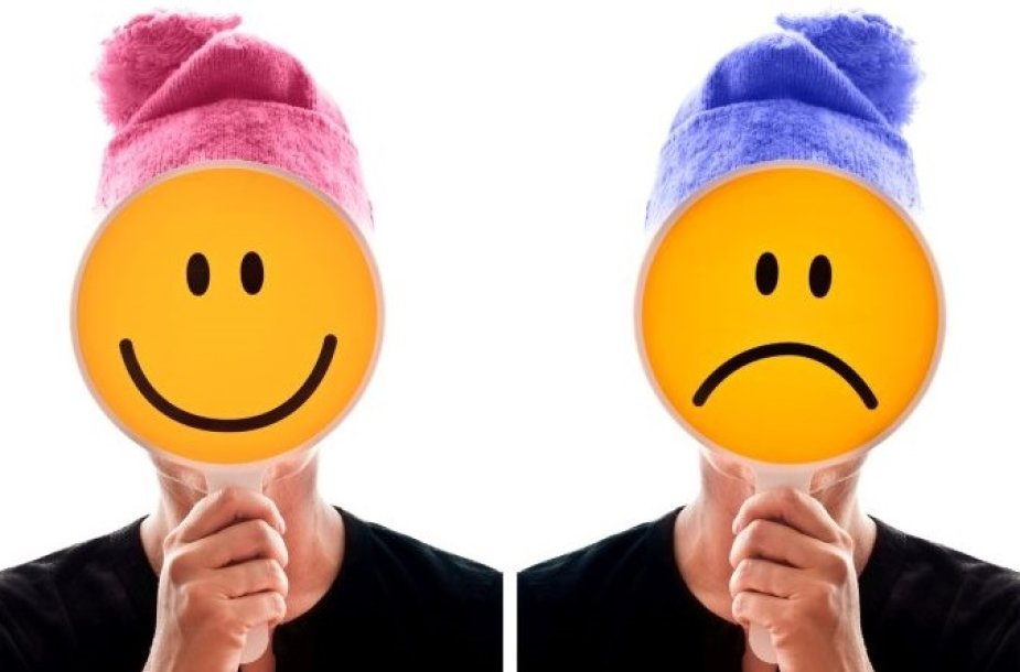 Būti laimingais ar ne, pasirenkame patys