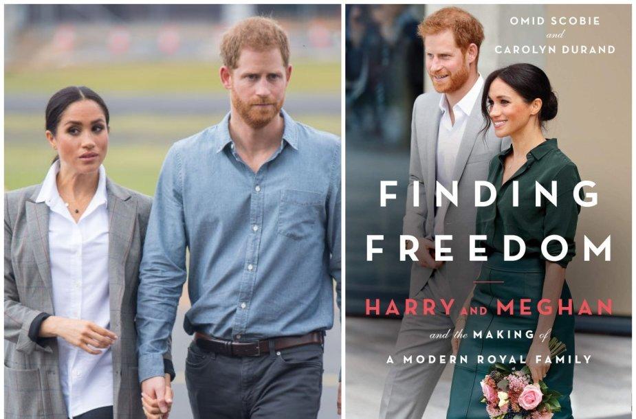 Naujoje knygoje apie Sasekso hercogus – šokiruojančios jų santykių su karališkąja šeima detalės