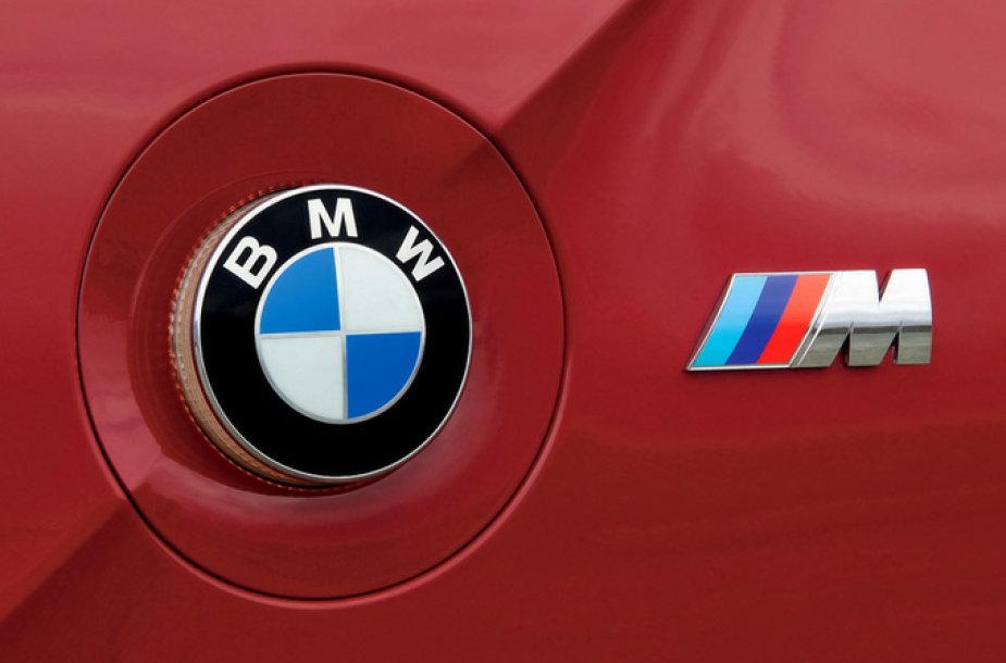 BMW M logotipas
