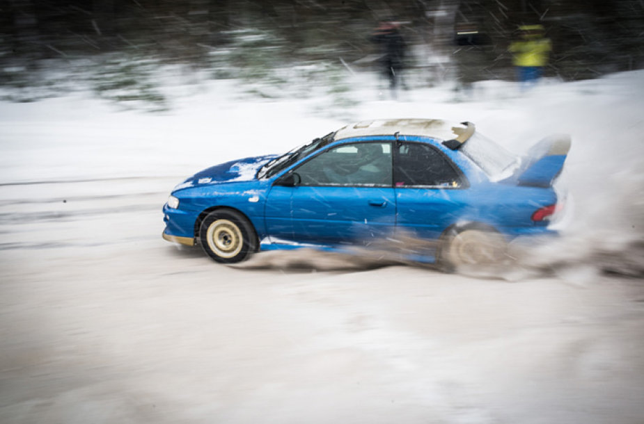 """Subaru Impreza"""