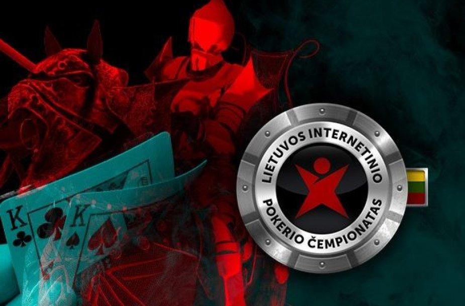 Betsafe Lietuvos internetinio pokerio čempionatas / organizatorių nuotr.