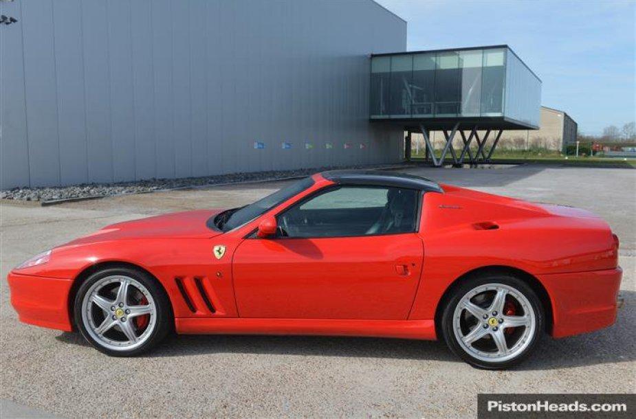 """Ferrari 575 SuperAmerica"""