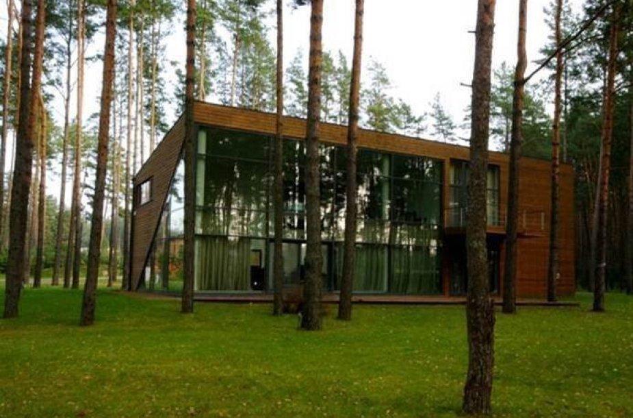 Brangiausi namai Vilniuje