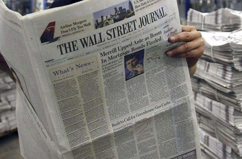 Wall Street Journal laikraštis