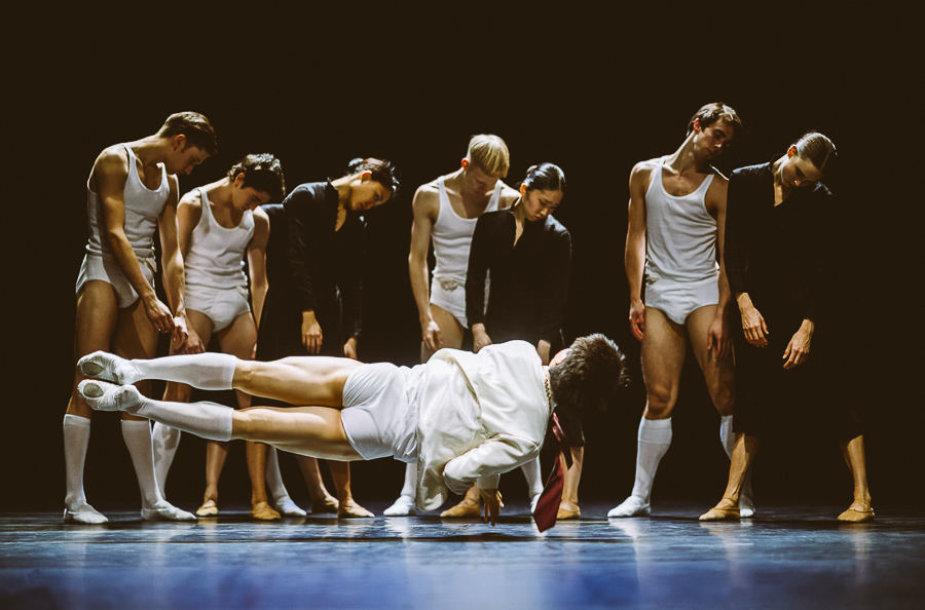 """""""Nyderlandų šokio teatro 2"""" spektaklis SH-BOOM!"""