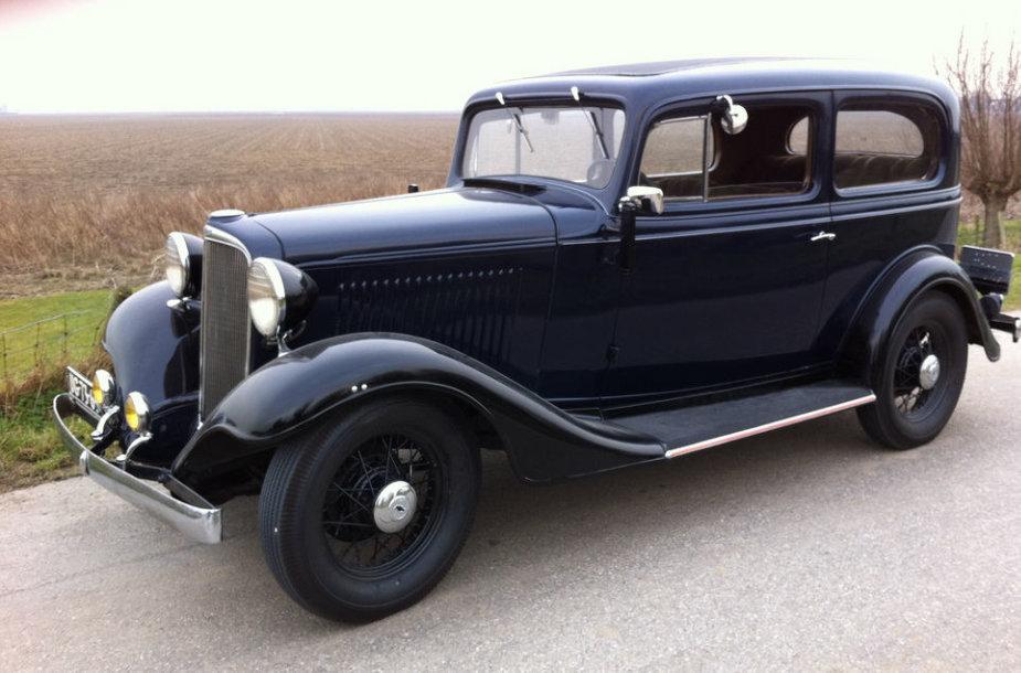 Chevrolet Standard Six
