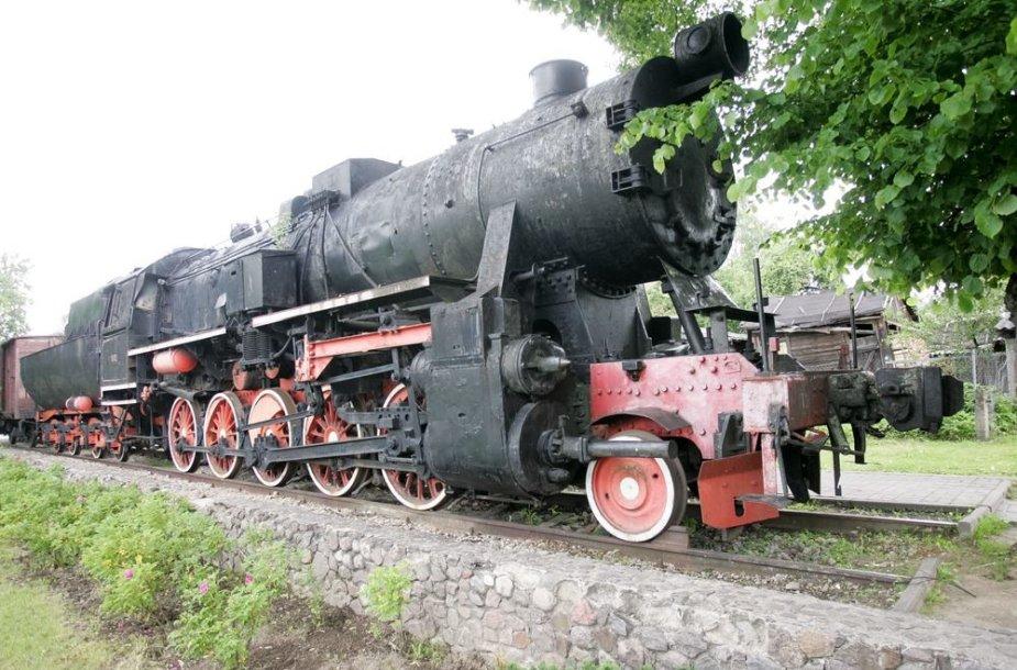 Naujosios Vilnios geležinkelio stoties memorialas
