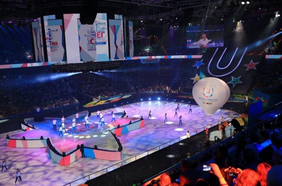 Almatoje baigėsi žiemos universiada