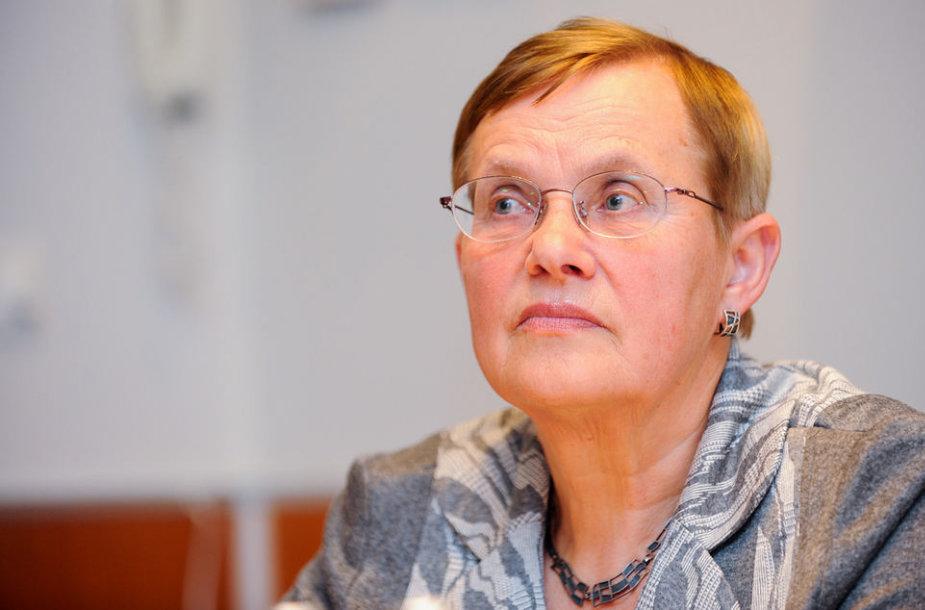 Prof. Viktorija Daujotytė-Pakerienė