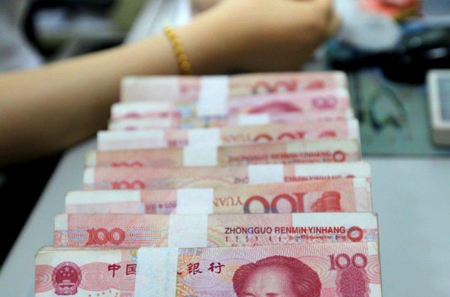 Kinijos juaniai