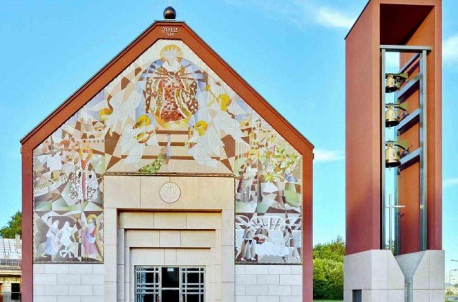 Klaipėdos šv. Pranciškaus Asyžiečio koplyčia