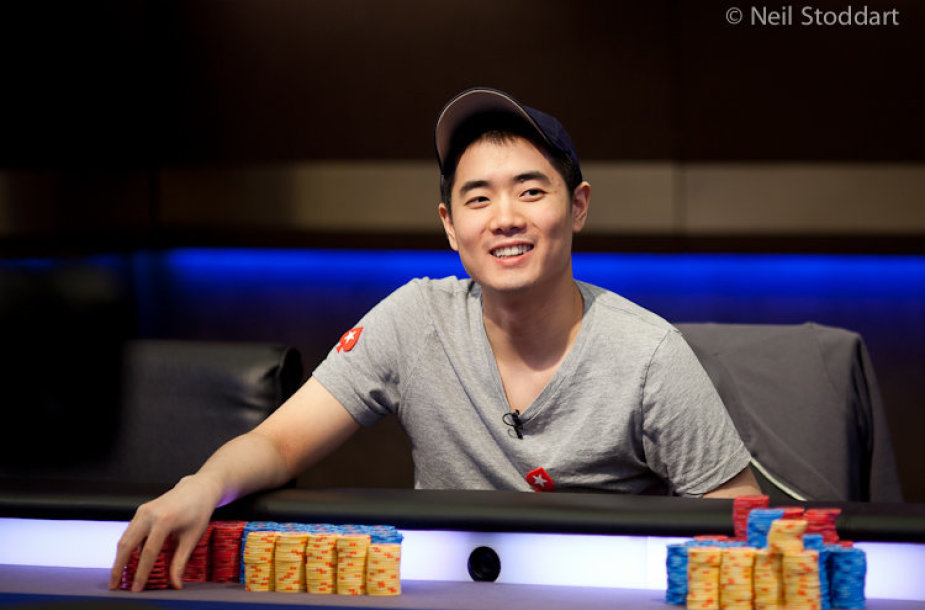 Andrew Chenas. PokerStars.net nuotr.