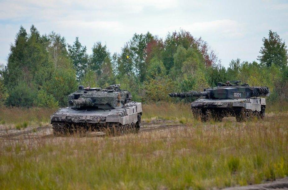 "Tankai ""Leopard"""