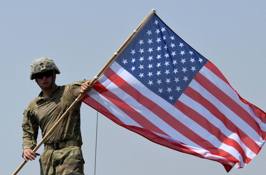 JAV kariai gali kraustytis iš Vokietijos