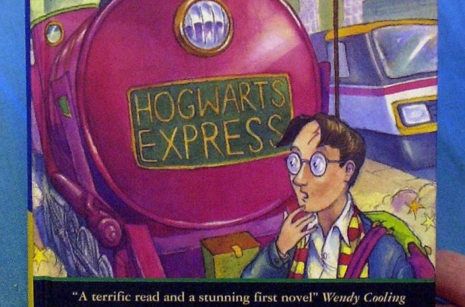 Pirma Hario Poterio serijos knyga
